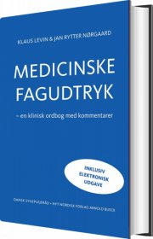 medicinske fagudtryk ink. elektronisk udgave - bog