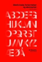 medicinske forkortelser og akronymer - bog