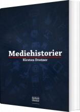 mediehistorier - bog
