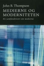 medierne og moderniteten - bog