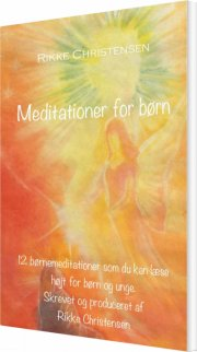 meditationer for børn - bog