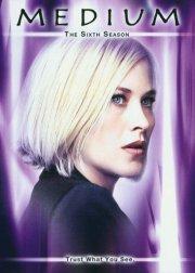 medium - sæson 6 - DVD