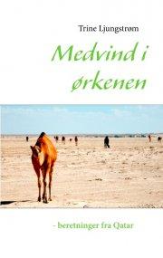 medvind i ørkenen - beretninger fra qatar - bog