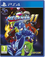 megaman 11 - PS4