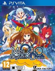 meiq: labyrinth of death - ps vita