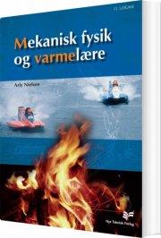 mekanisk fysik og varmelære - bog