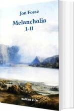 melancholia i-ii - bog