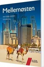 mellemøsten - bog