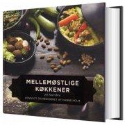 mellemøstlige køkkener på nørrebro - bog