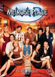 melrose place - sæson 3 - DVD