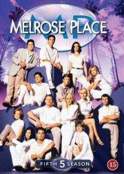 melrose place - sæson 5 - DVD