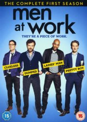 men at work - sæson 1 - DVD
