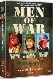 men of war war heroes - boks 1 - DVD
