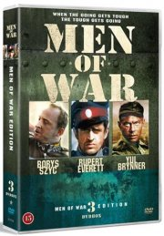 men of war war heroes - boks 3 - DVD