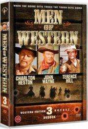men of western - vol.1 - DVD