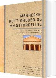 menneskerettigheder og magtfordeling - bog