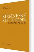 menneskerettigheder og socialt arbejde - bog