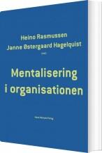 mentalisering i organisationen - bog