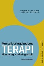 mentaliseringsbaseret terapi - bog