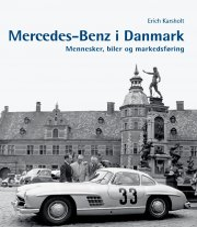 mercedes-benz i danmark - bog