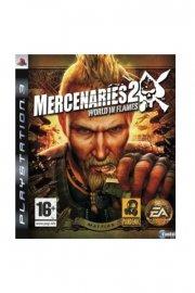 mercenaries 2: world in flames - PS3