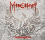 mercenary - metamorphosis - cd