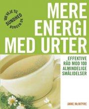 mere energi med urter - bog