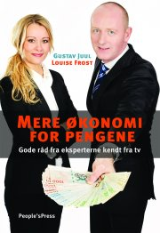 mere økonomi for pengene - bog