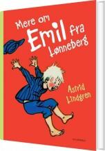 mere om emil fra lønneberg - bog