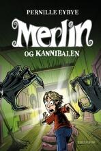 merlin #1: merlin og kannibalen - bog