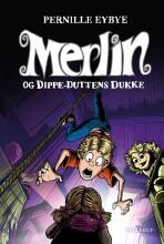 merlin #2: merlin og dippe-duttens dukke - bog