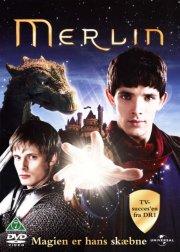 merlin - sæson 1 - DVD