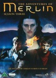 merlin - sæson 3 - DVD