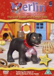 merlin the magical puppy - det forsvundne kødben - DVD