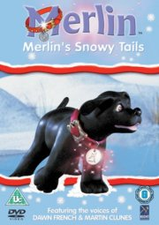 merlin the magical puppy - merlin og guldmedaljen samt andre historier - DVD