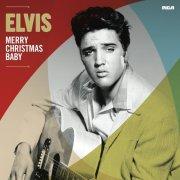 elvis presley - merry christmas baby - Vinyl / LP