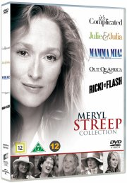 mamma mia // mit afrika // ricki and the flash // det indviklet // julie and julia - DVD