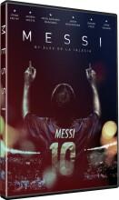 messi - dokumentar - DVD