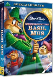 mesterdetektiven basil mus - specialudgave - disney - DVD