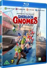 mesterdetektiven sherlock gnomes - Blu-Ray