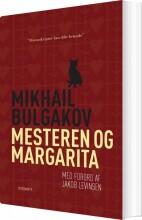 mesteren og margarita - bog