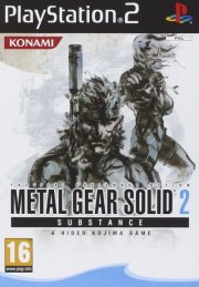 metal gear solid 2: substance - PS2