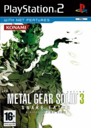 metal gear solid 3: snake eater - PS2