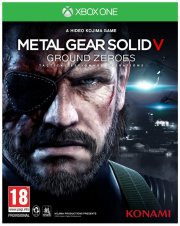 metal gear solid: ground zeroes - xbox one