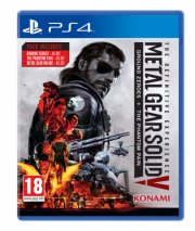 metal gear solid v (5): the definitive experience - PS4