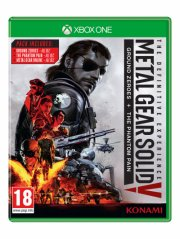 metal gear solid v (5): the definitive experience - xbox one