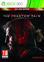 metal gear solid 5: the phantom pain - day one edition - xbox 360