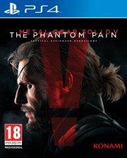 metal gear solid v (5): the phantom pain - PS4