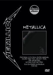 metallica - the black album - DVD