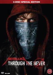 metallica - through the never - DVD